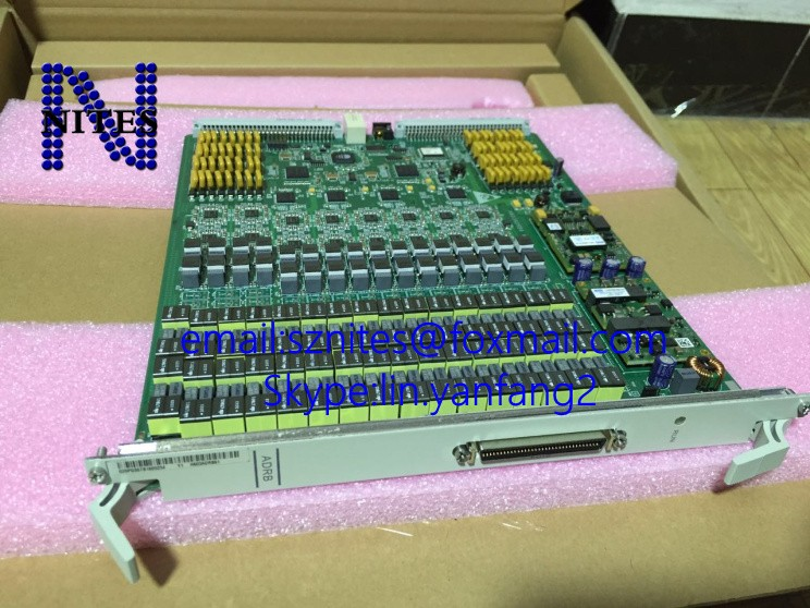Dynamic Original Hua Wei Adrb+sapb 32 Pots Service Card With Cable,use For Hua Wei Ua5000 Ag Equipment Communication Equipments Fiber Optic Equipments