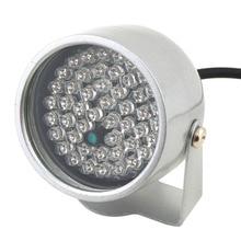 Инфракрасного видеокамеры видеонаблюдения последним видения ик светодиодных ночного камеры универсальный белый
