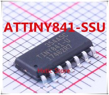 Nuevo 10 unids/lote ATTINY841-SSU ATTINY841 SOP-14 IC 1