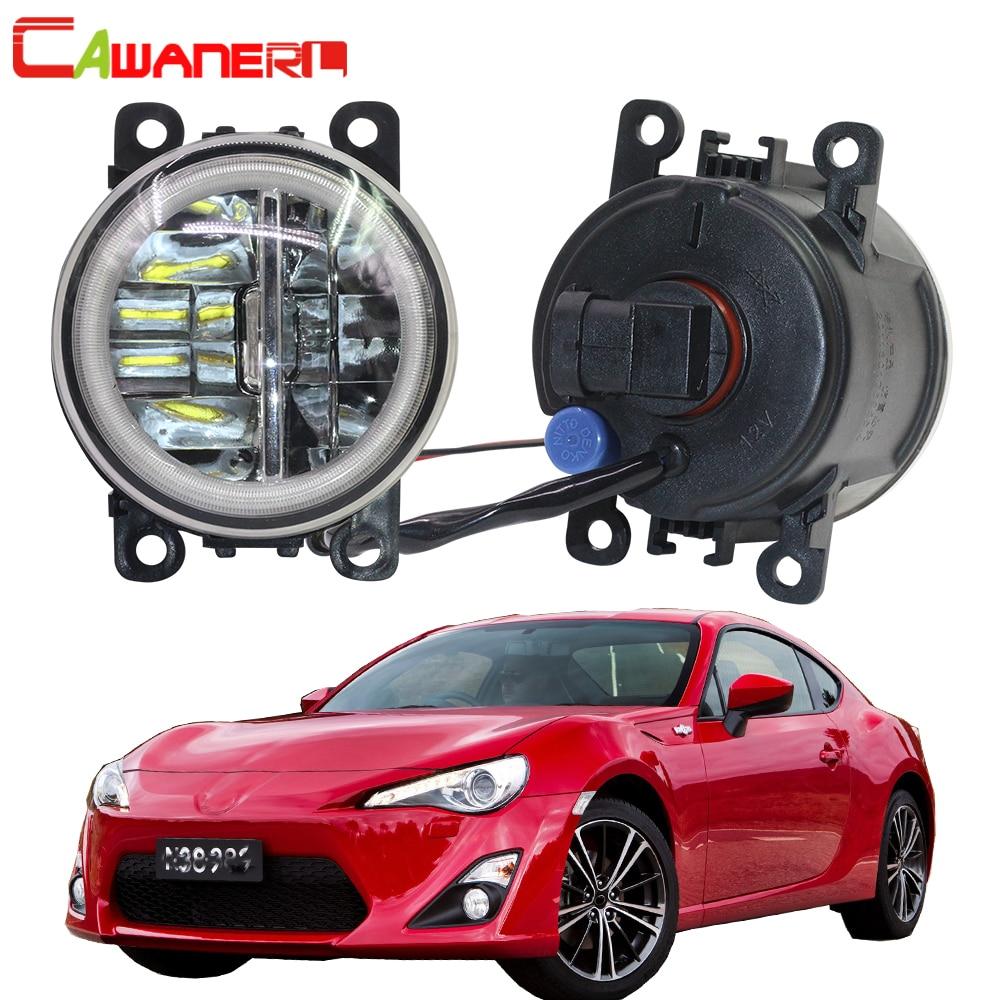 12 13 14 15 SUBARU BRZ SCION FR-S FRS Clear LED Side Marker Super White GT86 FRS