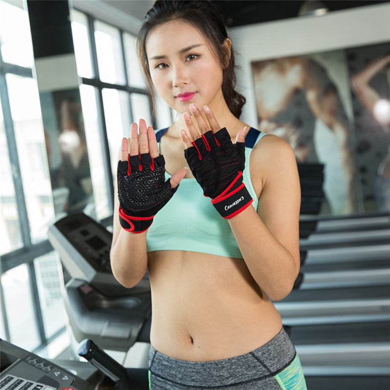 Sport Cross fit Gym Fitness Training Gloves Dumbbell Barbell Weight Lifting Weightlifting Powerlifting Bodybuilding