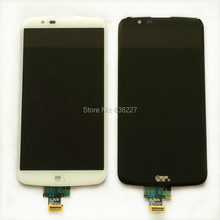 For LG K10 LTE K420N K430 K430ds LCD Touch Display Screen Digitizer Glass original Assembly in stock
