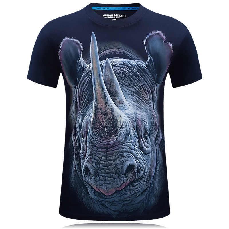 2019 новый большой размер модная новая футболка брендовая мужская одежда/женская летняя 3D печать футболка мужская футболка Топ T