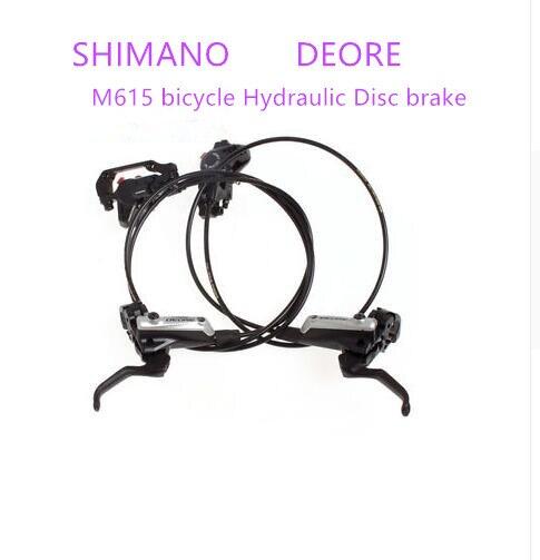 SHIMANO DEORE M615 vtt vélo hydraulique frein à disque suite VTT pièces de vélo vtt vélo frein livraison gratuite