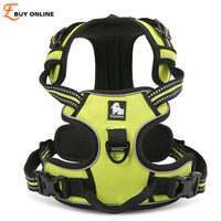 2016 TrueLove New Arrival Large Dog Harness Soft Walk Vest Super Quality Strong Big Dog Training Harness XS to XL Free Shipping