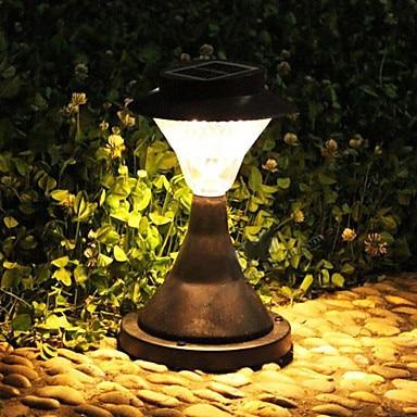 Jardin 4w luminaria led solar garden light lamp solar - Led solar jardin ...
