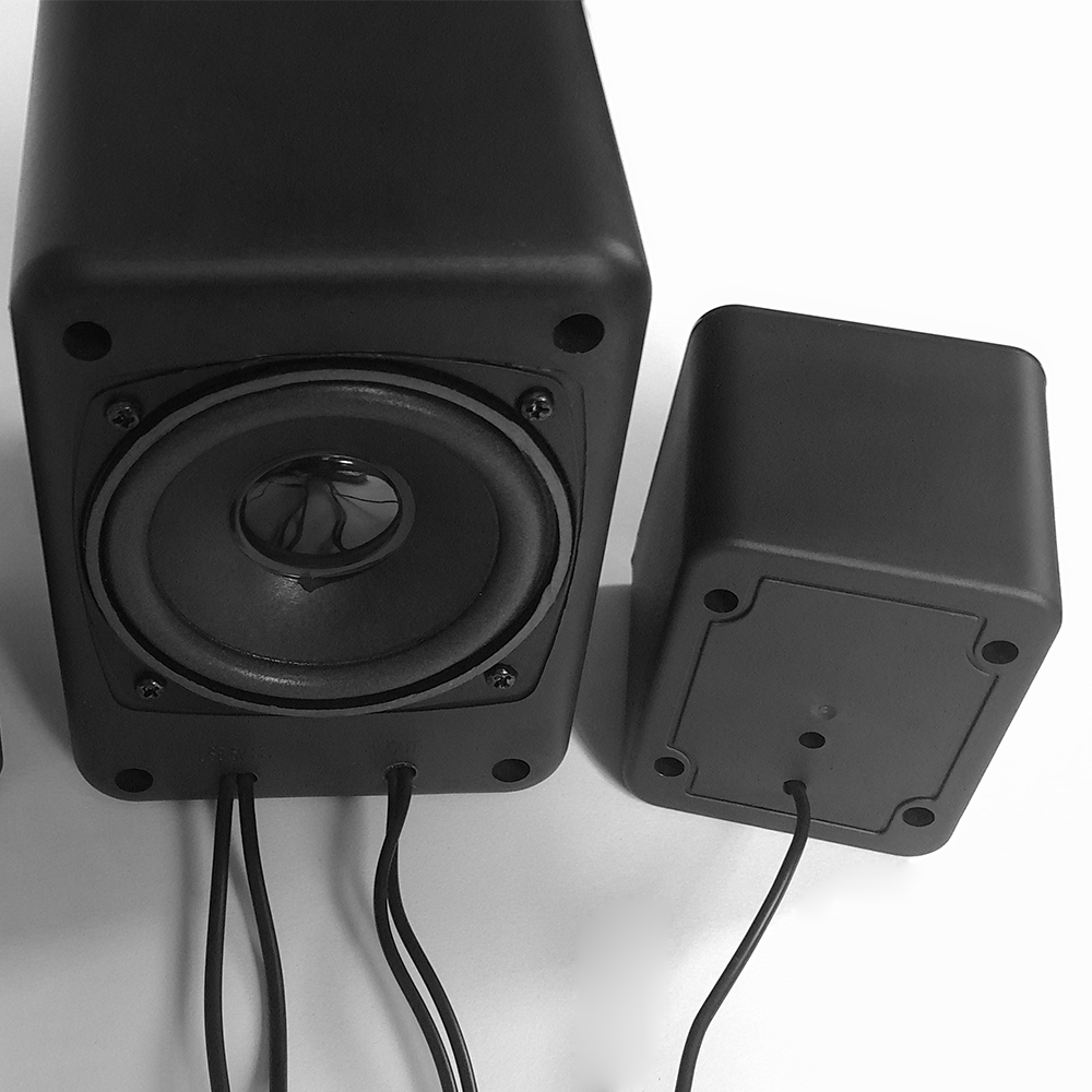 SADA Wired Mini Portable Combination Speaker 4