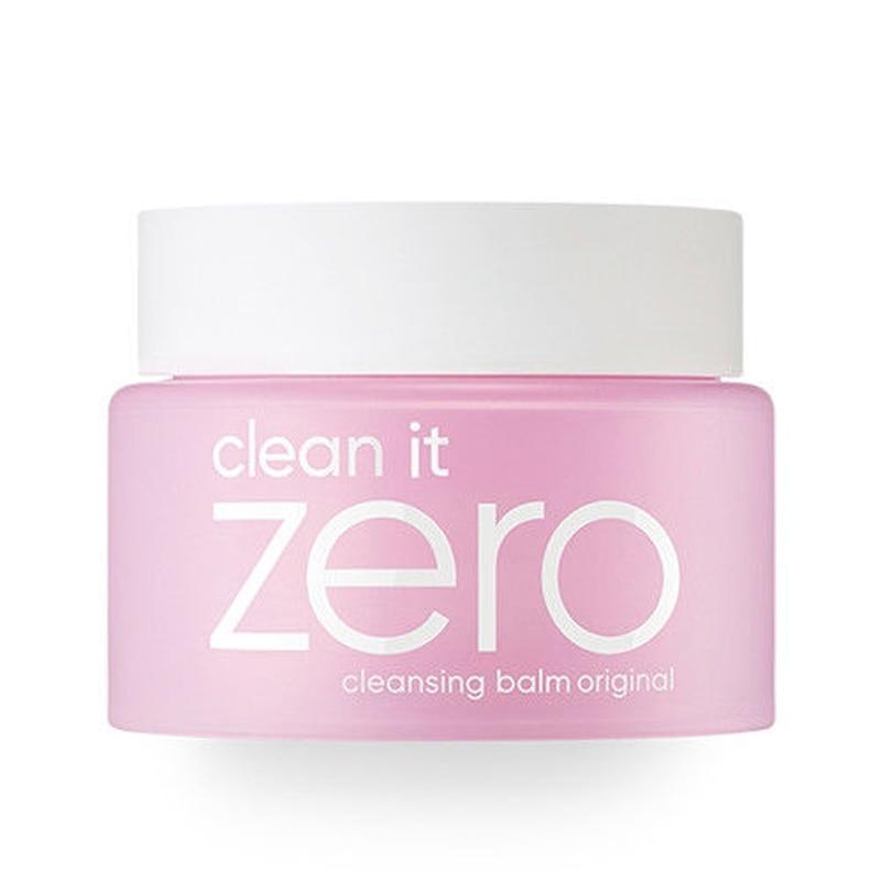Banila Co Clean It Zero Cleansing Balm Original 100ml Moisturizing Makeup Remover Pore Cleanser Original Korea Cosmetic