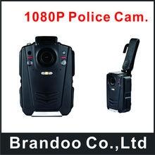 Envío gratis Cuerpo de la cámara, 1080 P hombre policía registrador versión básica, modelo BC001, brandoo