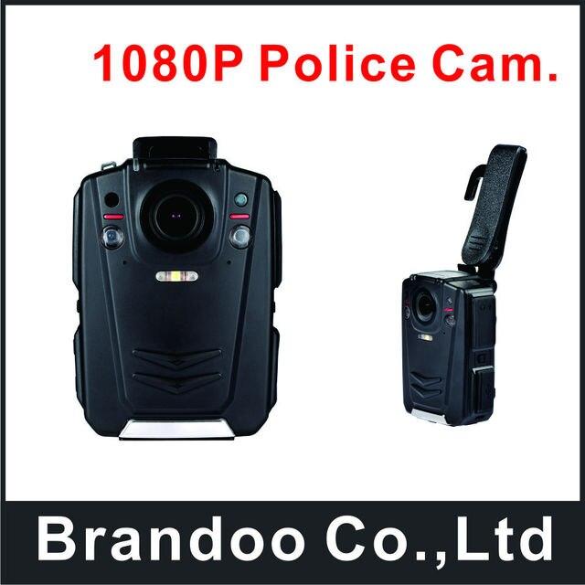 Free shipping Body camera, 1080P police man recorder basic version, model BC001, from Brandoo
