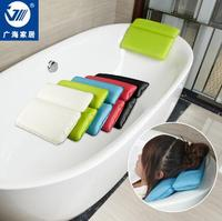 New product Hi-Q Bathroom SPA soft Pillows bathtub headrest with Suction Cup waterproof Bath Pillows Bathroom Products