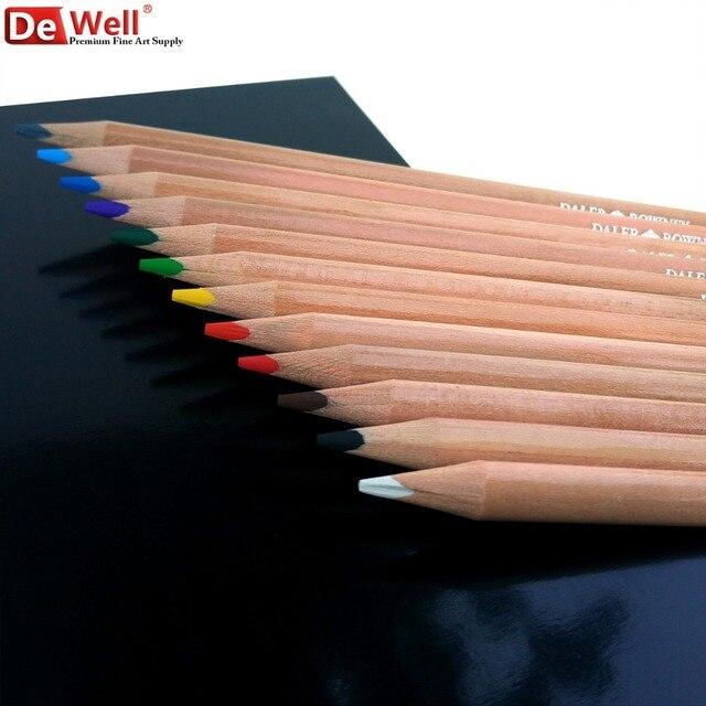 Kids School 12pcs Colored Pencil Triangle lapis de cor Coloring ...