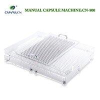 CapsulCN800 #3 جهاز تعبئة الكبسولة اليدوي/آلة تعبئة الكبسولة/كبسولات قابلة للحشو