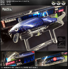 Hot model Bearking fishing lures minnow,quality professional baits 11.3cm/13.7g  excellent painting finished excellent action