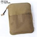 TTGTACTICAL Cordura Nylon MOLLE Militar Saco Organizador Carteira de Bolso Militar BDU Combate Mini Pacote Compacto de Bolso Organizador