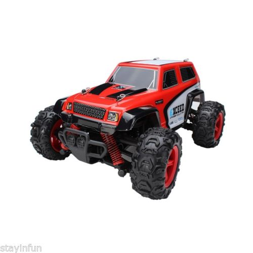 SUBOTECH BG1510D 1:24 2.4GHz Full Scale High Speed 4WD Off Road Racer KID GIFT top high speed full teeth piston