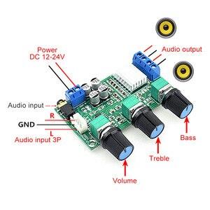 Image 3 - AIYIMA TPA3116D2 güç amplifikatörü Kurulu 2*80 W Stereo 2.0 Kanal Dijital ses amplifikatörleri AMP Bas Tiz Ayarı