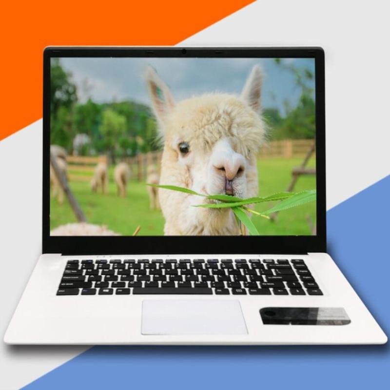 Intel Celeron J3455 CPU Quad Core 8GB RAM+120GB SSD Notebook Laptops 15.6inch 1920X1080P USB 3.0