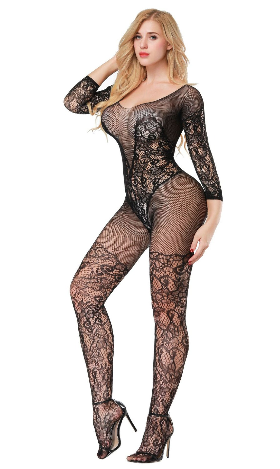 Sleepwear pantyhose as