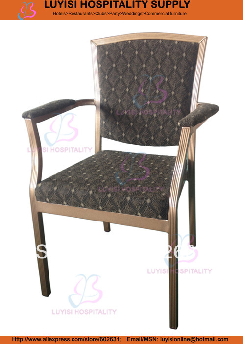 Stacking Aluminum Banquet Armchair In Hotel Chairs From