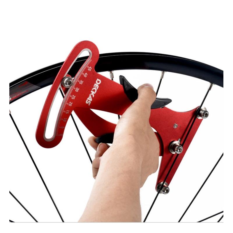 Bike Tool Spoke Tension Meter For MTB Road Bicycle Building or Truing Wheels Spoke Tool yy 601a 7led cycling bicycle hot wheels spoke decorative lamp 9 change pattern