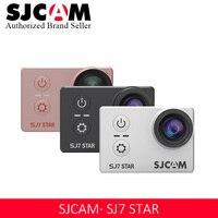 Оригинальный SJ7 Star 4 К 30fps Ultra HD SJCAM действие Камера Ambarella A12S75 2,0 Сенсорный экран 30 м Водонепроницаемый удаленного спорт DV