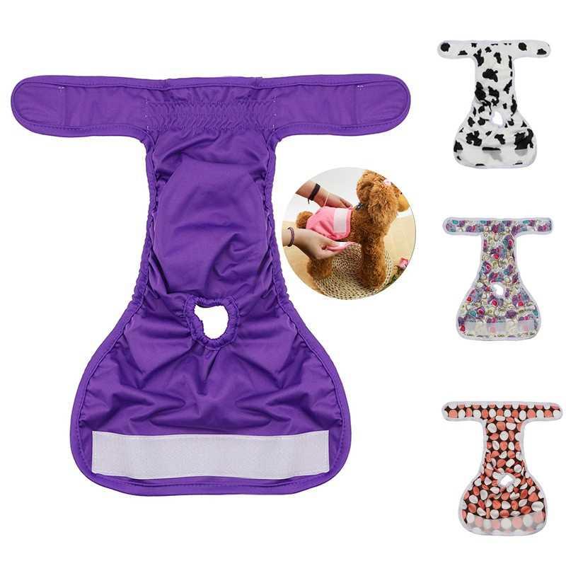 Высококачественные штаны для собак физиологические брюки прочные многоцветные санитария для собаки брюки шорты для домашних животных женские трусики для собаки