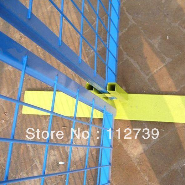 Metallfüße Basis Provisorischen Zaun Mit 48*1,5mm Zaunpfosten in ...