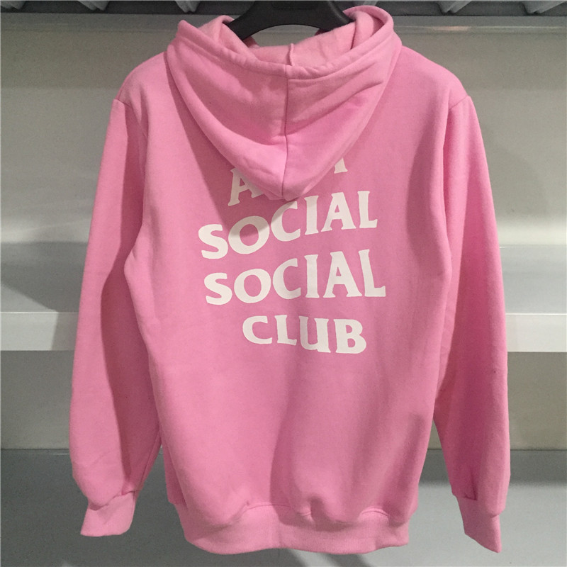 9c2bb54be2b7 Autumn Boy London ASSC Anti Social Social Club Hoodie Men Women Brand  Clothing Top Quality GD Kanye Hoodie Sweatshirt-in Hoodies   Sweatshirts  from Men s ...