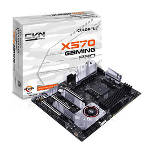 AMD X570 gaming motherboard