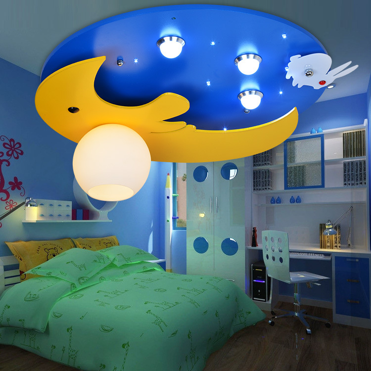 bedroom of children room lights led to absorb dome light boys and girls cartoon lights a undertakes to the moonbedroom of children room lights led to absorb dome light boys and girls cartoon lights a undertakes to the moon
