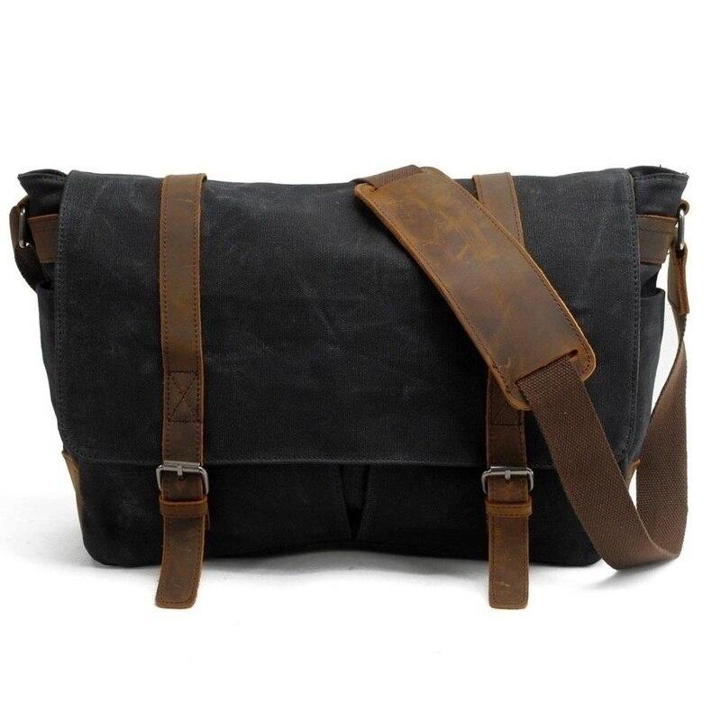 PHO# The leisure batik canvas with crazy horse leather SLR camera bag batik batik зимний комплект маруся 350 200гр сиреневый