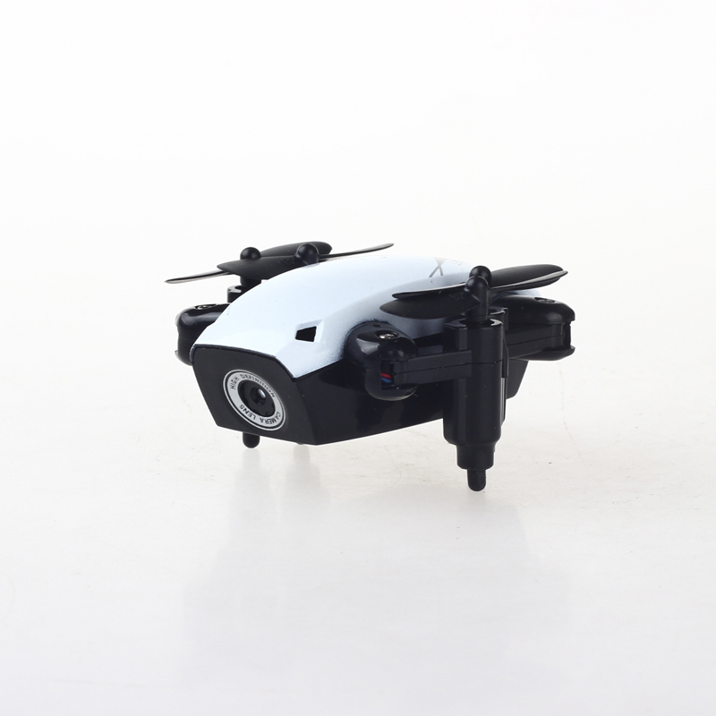S9 S9W S9HW Foldable RC Mini Drone Pocket Drone Micro Drone RC Helicopter With HD Camera Altitude Hold Wifi FPV FSWB 2
