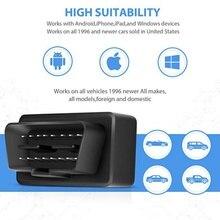 цены на WIFI OBDII ELM327 V1.5 Chip PIC18F25K80 OBD2 Car Code Reader Auto Diagnostic Tool  в интернет-магазинах