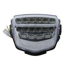 Luces traseras LED integradas intermitentes para Honda CBR 1000RR 2008 2016 15 14 13 dos colores