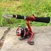 Fishing Reel + Rod Set 5