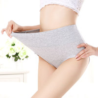 dacea0e3c 6Pcs Lot Ropa Interior Femenina Briefs Women Cotton Breathable Absorbs  Sweat Underwear Plus Size 5XL High. 6 pçs lote interior ropa femenina Cuecas  Mulheres ...