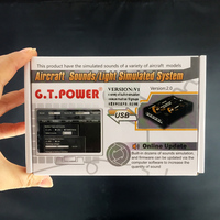 G.T.Power Aircraft Simulated Sounds Light System V1 For RC Airplane