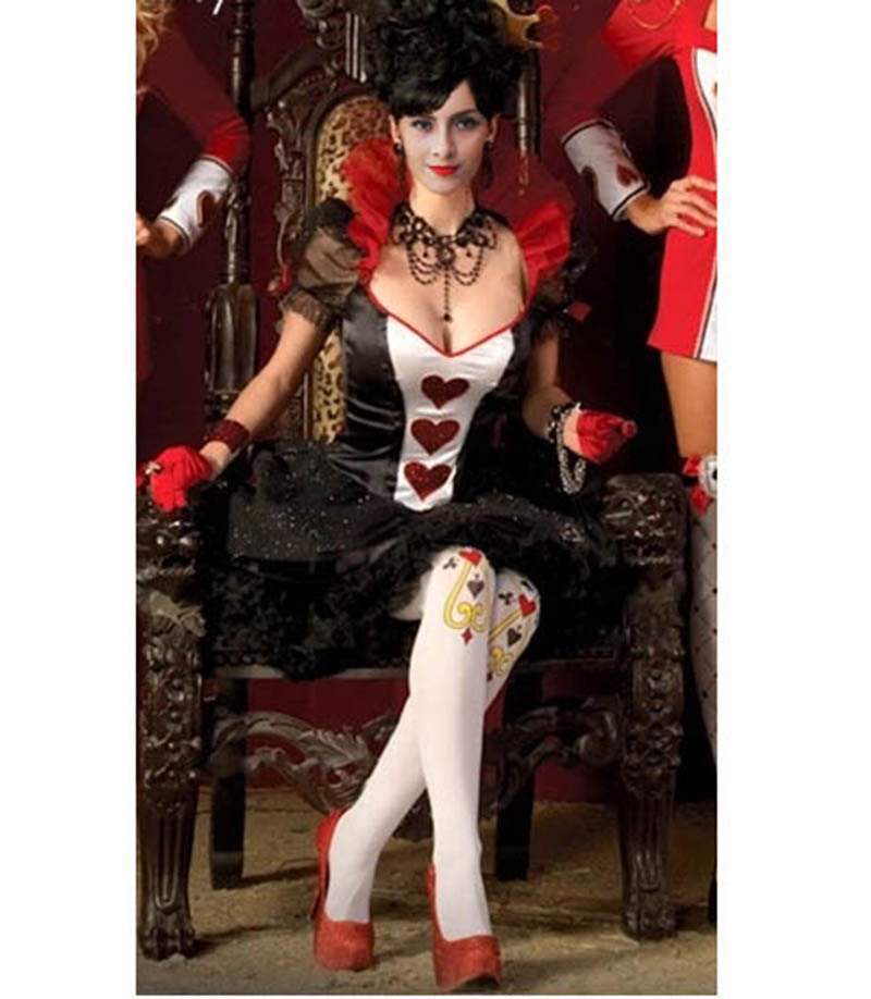 New Arrival Sexy Costume Sexy Queen Costume Witch Cosplay Halloween Costume for Women Adult Princess Costume Plus Size