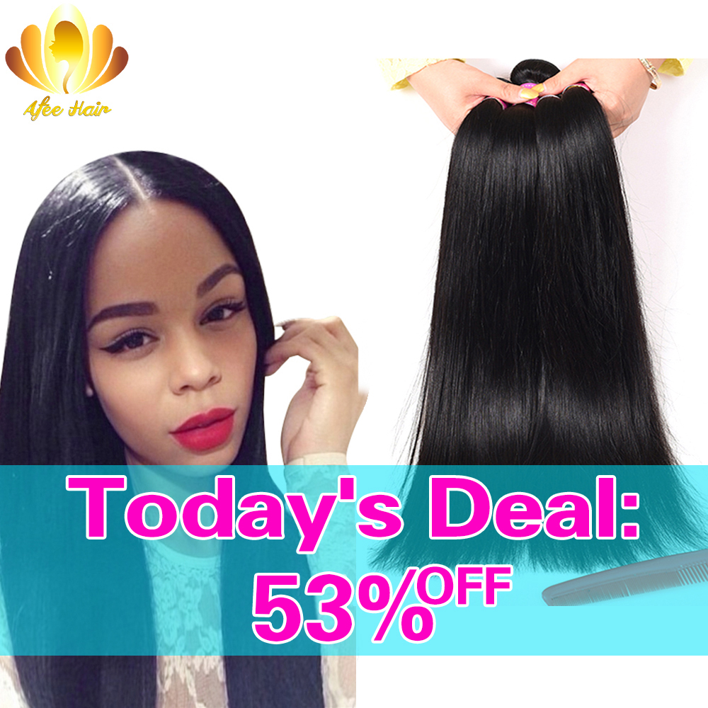 8A Grade Peruvian Virgin Hair 3Pcs Peruvian Straight Virgin Hair, Afee Hair Products Cheap Peruvian Virgin Human Hair Bundles