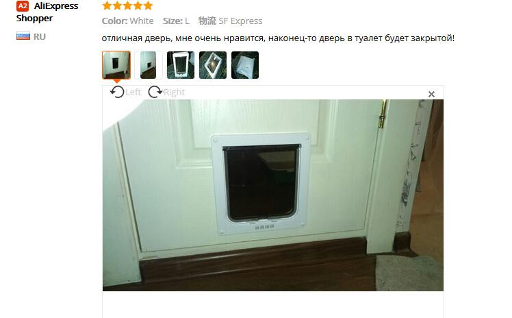 cat gates door 3 Size 4 Way Cat Gates Door Lockable Safe Flap Door HTB1DKDfOVXXXXbwXpXXq6xXFXXXr