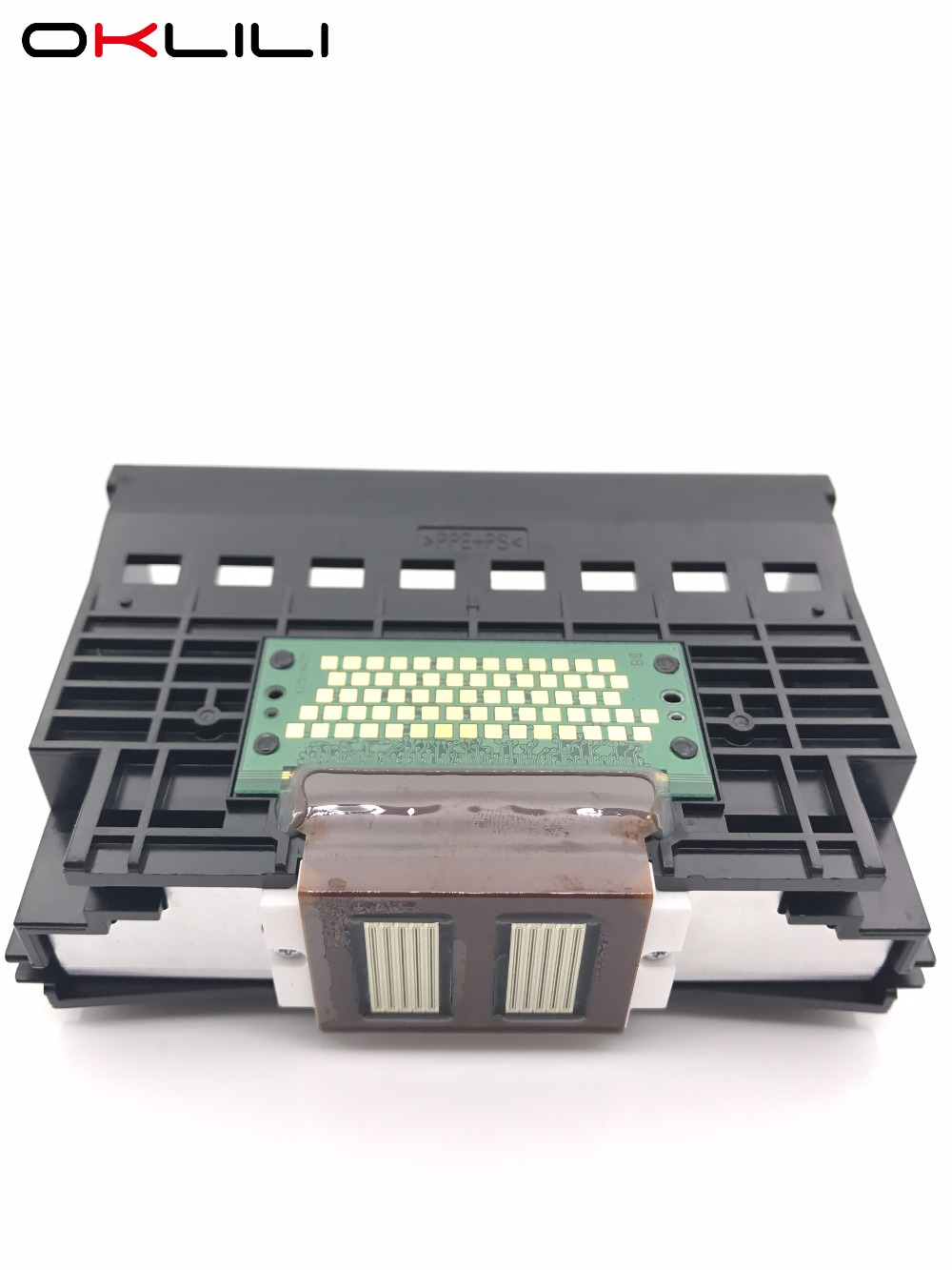 все цены на  OKLILI ORIGINAL QY6-0055 QY6-0055-000 Printhead Print Head Printer Head for Canon 9900i i9900 i9950 iP8600 iP8500 iP9100  онлайн