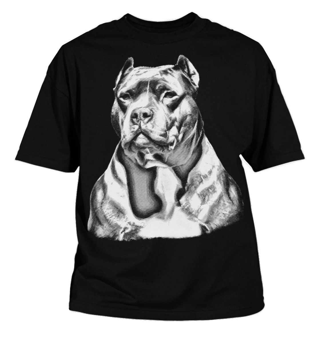 American Bully Supply Co Pit Bull Strong Mens Black T Shirt From Sm Thru Tops & Tees