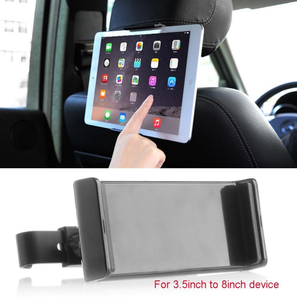 Heimelektronik Zubehör 360 Grad Universal 3,5-8 Zoll Auto Rücksitz Tablet Auto Halter-standplatz Cradle Für Iphone 4/5/6/7 Ipad Mini 1 2 3 4 Samsung S8 S7 L Unterhaltungselektronik