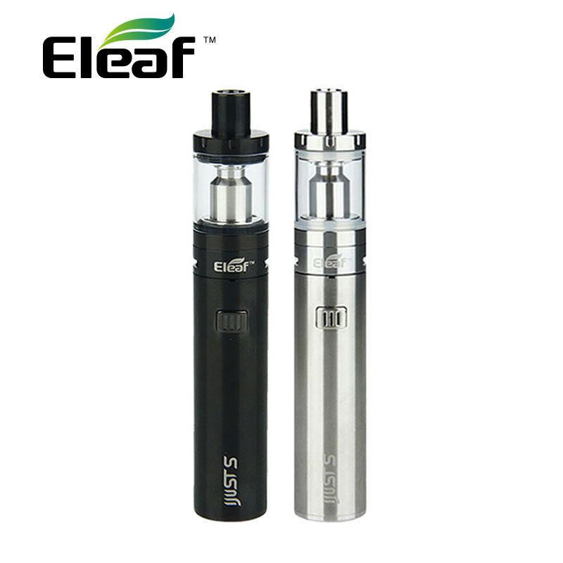 100% Original Eleaf iJust S Starter Kit w/ 3000mAh ijusts Battery & 4ml Top Filling Atomizer & EC/ECL Coils Electronic Cigarette электронная сигарета eleaf ijust 2 mini 1100 mah
