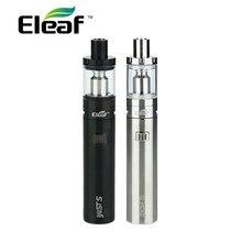 100% Оригинал Eleaf iJust S Starter Kit w/3000 мАч ijusts батареи и 4 мл Верхний Заполняя Распылитель и EC/ECL Катушки Электронных сигареты