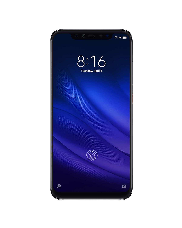 Xiao mi mi 8 Pro, Version globale, bande 4G/LTE/WiFi, double SIM, 12 8 GB Memoria interna, 8 GB RAM, écran de 6