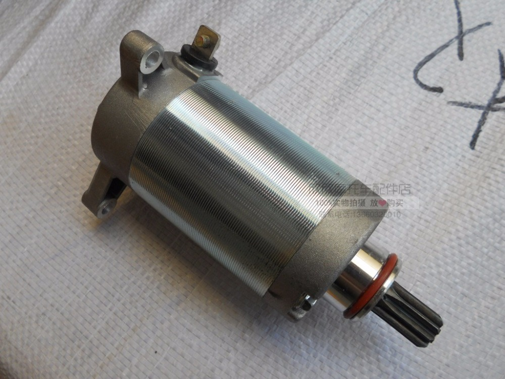 Engine Spare Parts Motorcycle Engine Electric Starter Motor For Yamaha YBR125 YBR 125 купить в Москве 2019