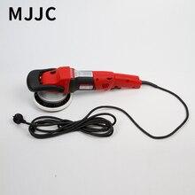 MJJC Marke Constant Speed Dual Action Polierer gezwungen 3401 Typ optionen von 110 V 220 V, 240 V Amerikanischen, europäische, UK Stecker zur verfügung