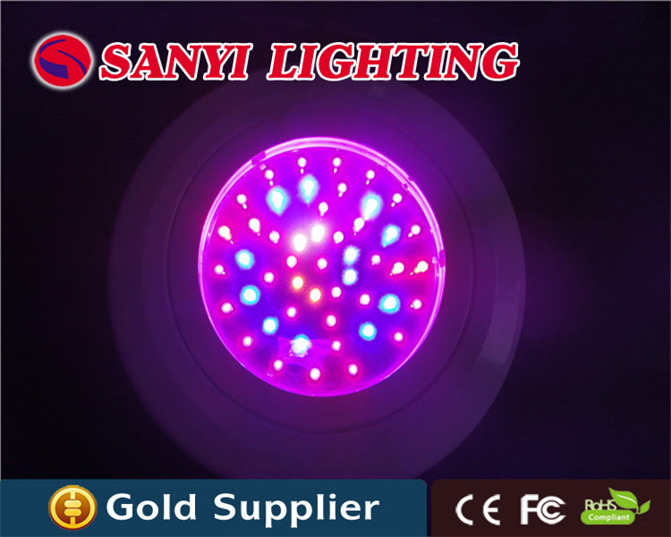 Plant led lamp hydroponics ufo led light 150w red blue grow lamp panel for indoor hydroponic system greenhouse